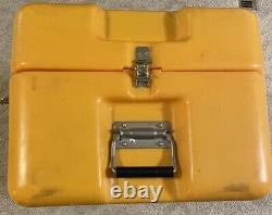 30x19x16 Hardigg/Pelican Hinged Case with Removable Casters withPRESSURE RELEASE