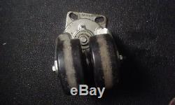 Albion AT720004 heavy duty casters dual wheel