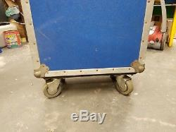 Anvil Cases Case 33x19x12 equipment padded case heavy duty with Wheels Casters