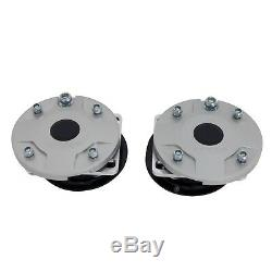BBK Performance 2551 Bolt In Caster Camber Alignment Plates 2005-2014 Mustang