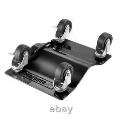 Car Dolly Under Vehicle Tire Skates with Heavy Duty Roller Wheel Casters 4 PACK