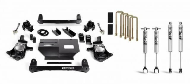 Cognito Motorsports 4 Standard Lift Kit For 2011-2019 Chevy/gmc 2500hd/3500hd