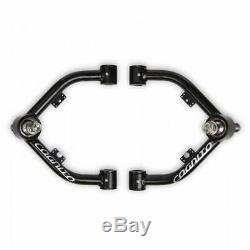Cognito Uniball Tubular Upper Control Arm Kit 1999-2006 Chevy GMC 1500HD 2WD/4WD
