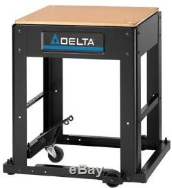 Delta Universal Planer Stand Heavy Duty Workshop Tool Table Rolling Caster Steel