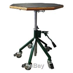 Deluxe Bonsai Workstand & Turntable With Castors