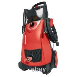Electric Pressure Washer 2030PSI Red Heavy Duty Cleaning Outdoor Power Equipment