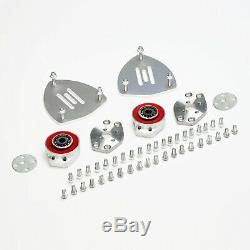 Front Camber Kit +/- 2.00+Caster +/- 0.75 Left+Right Mini Cooper Paceman 13-16