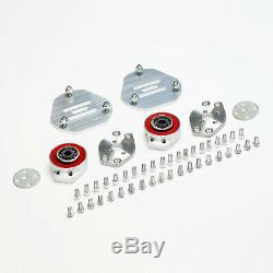 Front Camber Kit +Caster +/-0.50 Left+Right BMW 3 Series E92 E93 07-13 AWD