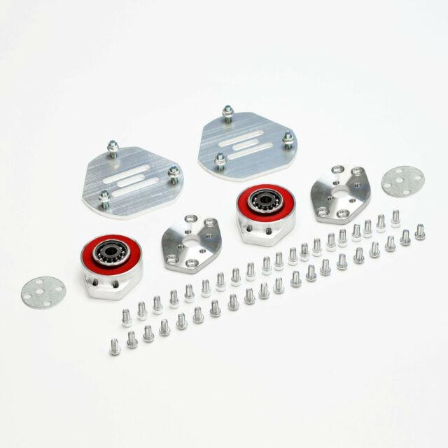 Front Camber Kit +caster +/-0.50 Left+right Bmw 3 Series E92 E93 07-13 Rwd