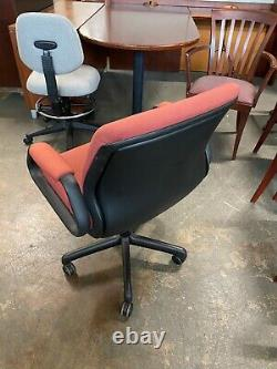 HEAVY DUTY CHAIR with CASTERS by STEELCASE MODEL 454