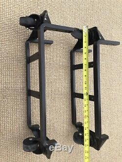 Heavy Duty Upright Piano Casters (Set of Two)