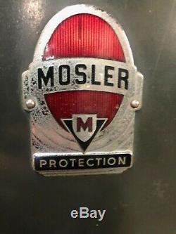 MOSLER SAFE (F1-D) Fire Insulated RATED CLASS B WithHeavy Duty Caster Wheels