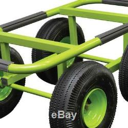 New Heavy Duty Furniture Moving 300Kg Capacity Trolley Strong Castors Dolly Cart