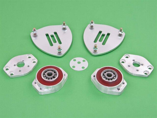 New Pair Left & Right Front Kit Camber -1 +3 & Caster ±0.50 Free Shipping