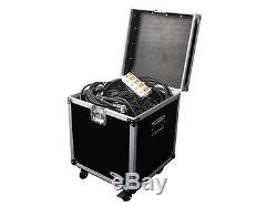 Odyssey Cases FRTP020W Gear Case With Heavy Duty Ball Corners And 3 Casters New