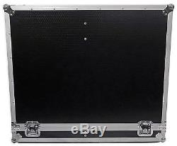 ProX XS-2X15-SPW Speaker Flight Case For (2) 15 Speakers with Heavy Duty Casters
