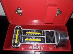 S & G Tool Aid 66000 Magnetic Caster Camber Gage Professional Heavy Duty