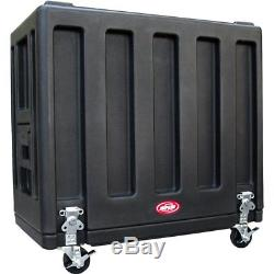 SKB Fits 1x12 Guitar Amp Cabinets, Doubles as Amp Stand, Heavy-Duty Casters
