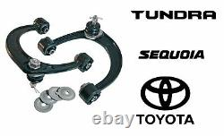Specialty SPC 25490 Adjustable Upper Front Control Arms for Tundra & Sequoia