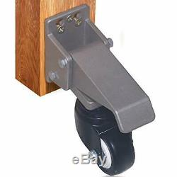 Workbench Casters Kit Lifting Casters-Heavy Duty 880lbs Capacity Retractable NEW